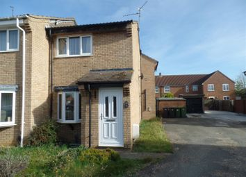 Thumbnail 2 bed property to rent in Azalea Court, Yaxley, Peterborough
