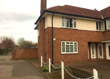 Thumbnail 2 bed maisonette to rent in Greenview Court, Ashford, Middlesex