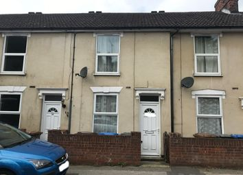 Thumbnail 2 bed terraced house to rent in Myrtle Road, Ipswich