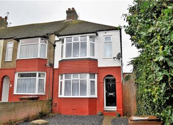 Thumbnail 3 bed end terrace house for sale in Chalkenden Avenue, Gillingham
