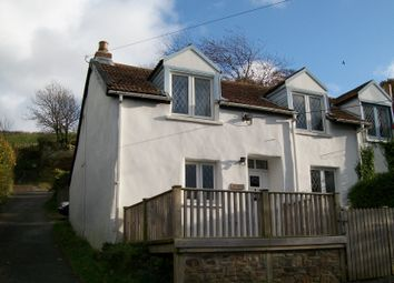 Thumbnail 2 bed cottage to rent in Knowle, Braunton