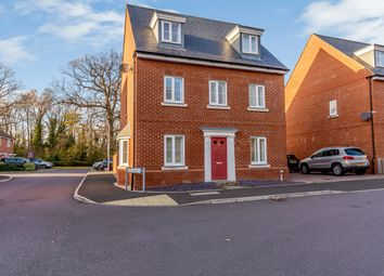 Thumbnail 5 bed detached house for sale in Tabby Drive, Reading