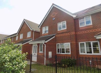 Thumbnail 3 bed terraced house for sale in 108 Regency Square, Warrington