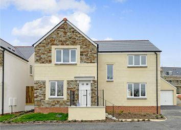 Thumbnail 4 bed detached house to rent in Hevva Close, Bodmin