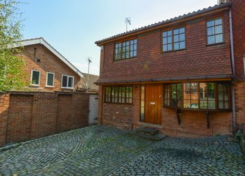 Thumbnail 3 bed end terrace house for sale in Cavendish Mews, The Park, Nottingham