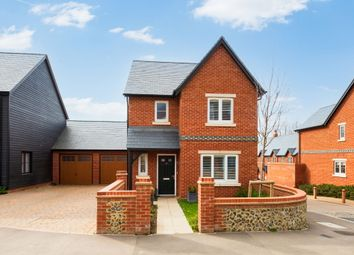 Horse Leys, Henley-On-Thames RG9. 3 bed link-detached house for sale