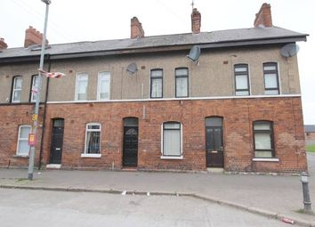 Thumbnail 3 bed terraced house for sale in Donegall Avenue, Belfast