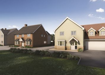 Thumbnail 4 bed detached house for sale in Mill Lane, Weeley Heath, Clacton-On-Sea