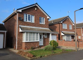 Thumbnail 3 bed detached house for sale in Manor Farm Close, Adwick-Le-Street, Doncaster
