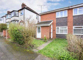 Thumbnail 1 bedroom maisonette for sale in Alexandra Road, Penn, Wolverhampton, West Midlands