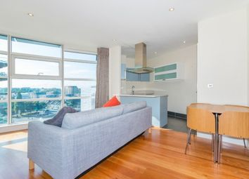 Thumbnail 1 bed flat to rent in Kingfisher House, Battersea Reach