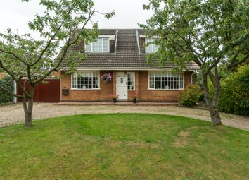 Thumbnail 3 bed detached house for sale in Ludborough Road, North Thoresby, Grimsby