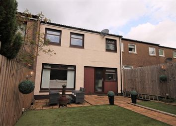 Thumbnail 2 bed terraced house for sale in Inchwood Place, Westfield, Cumbernauld