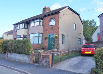 Thumbnail 3 bed semi-detached house for sale in Springfields, Holywell