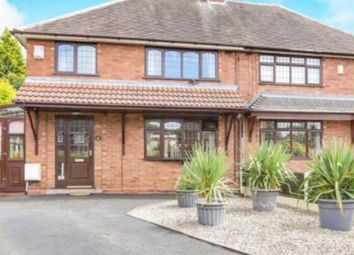 Thumbnail 3 bed semi-detached house to rent in Sandy Crescent, Wolverhampton