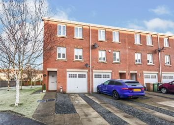 Thumbnail 4 bed town house for sale in Stirrat Street, Paisley