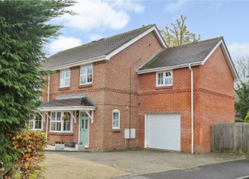 4 bed semi-detached house for sale in Buddens Road, Wickham, Fareham PO17
