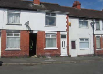 Thumbnail 2 bed terraced house to rent in Hill Street, Nuneaton, Warwickshire