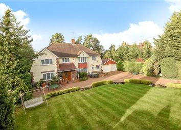 Thumbnail 5 bedroom detached house for sale in Old Bath Road, Sonning, Reading