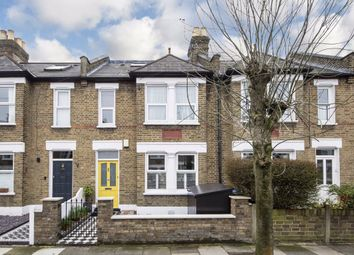 Thumbnail 3 bed terraced house for sale in Clarence Road, London