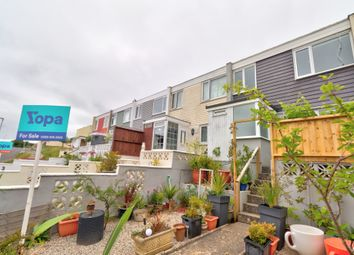 Thumbnail 3 bed terraced house for sale in Dunnet Road, Plymouth