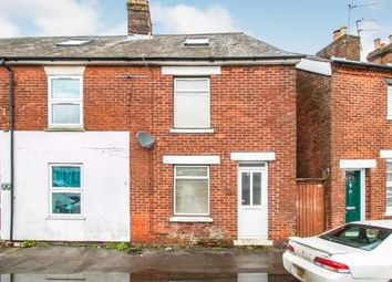 Thumbnail 2 bed end terrace house for sale in Hightown Road, Ringwood