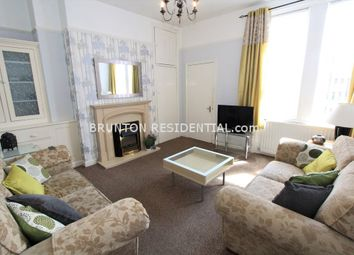 Thumbnail 3 bed flat to rent in Sackville Road, Heaton