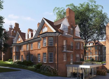 Thumbnail 2 bed flat for sale in Rackham House, Kidderpore Avenue, Hampstead, London