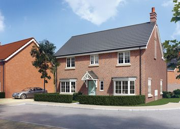 "Thumbnail 4 bedroom property for sale in ""Copthorne"" at Welton Lane, Daventry"