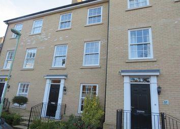Thumbnail 3 bed town house for sale in Castle Brooks, Framlingham, Woodbridge