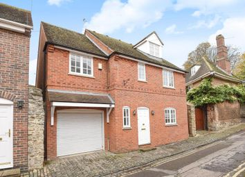 Thumbnail 4 bed terraced house for sale in Checker Walk, Abingdon-On-Thames