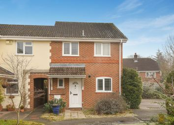 Thumbnail 3 bed terraced house to rent in Corbett Drive, Lightwater