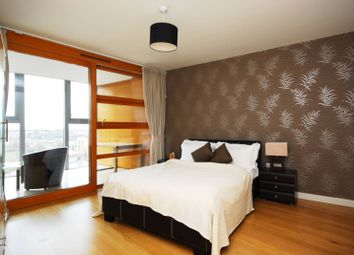 Thumbnail 4 bedroom flat to rent in Falcon Wharf, Battersea