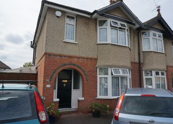 Thumbnail 3 bed semi-detached house to rent in Kennedy Road, Southampton