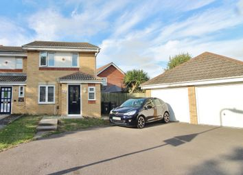Thumbnail 3 bed end terrace house for sale in Roebuck Drive, Priddys Hard, Gosport