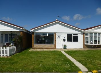 Thumbnail 2 bed semi-detached bungalow for sale in Viking Way, Eastbourne