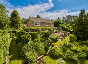 Thumbnail 4 bed detached house for sale in Churt Wynde, Hindhead