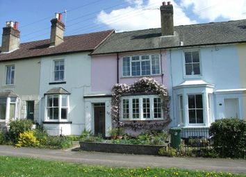 Thumbnail 2 bed terraced house to rent in Flanchford Road, Reigate, Surrey