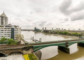 Thumbnail 3 bed flat for sale in Waterside Tower, Imperial Wharf