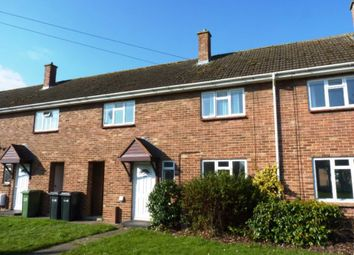 Thumbnail 3 bed terraced house to rent in Burnthouse Crescent, Upper Marham, King's Lynn