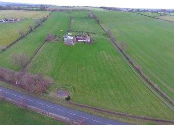 Thumbnail 4 bed farm for sale in Stokesley Road, Brompton, Northallerton