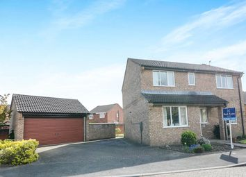 Thumbnail 4 bed detached house for sale in Lindley Wood Grove, York