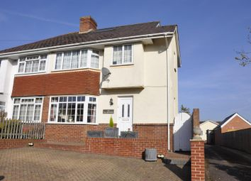 Thumbnail 4 bedroom semi-detached house for sale in Langaton Lane, Pinhoe, Exeter