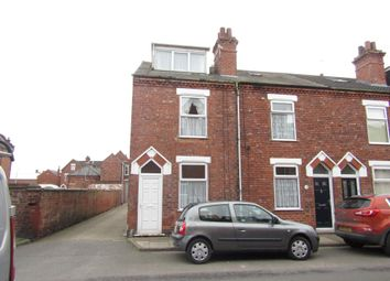 Thumbnail 3 bed end terrace house for sale in Henry Street, Goole