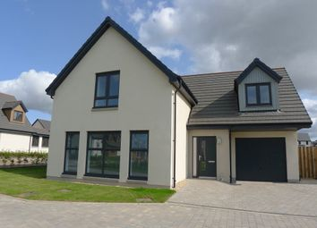 Thumbnail 4 bed detached house to rent in Strathgray Road, Dykes Of Gray, Dundee