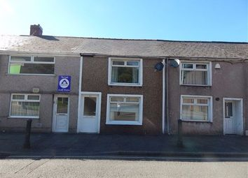 Thumbnail 2 bed terraced house to rent in 125 High Street, Blaina