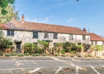 Salisbury Hill, Stockbridge, Hampshire SO20. 5 bed detached house