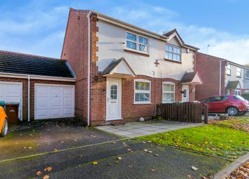 Thumbnail 2 bed town house for sale in Woodland Ave, Bulwell Forest Ward, Nottingham