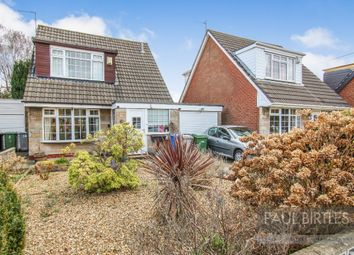 Thumbnail 3 bed detached house for sale in Moss Croft Close, Flixton