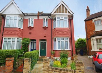 Thumbnail 3 bed semi-detached house for sale in Cumberland Road, London